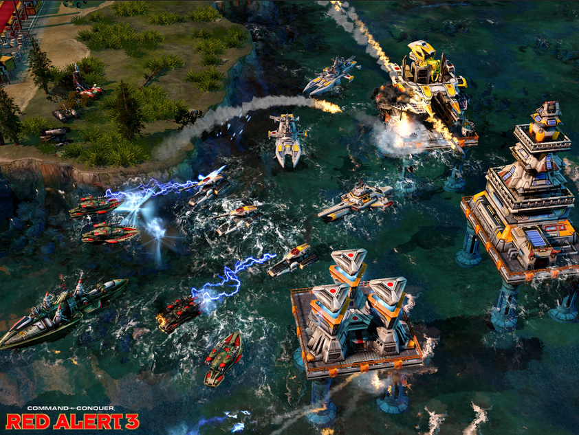 command and conquer full pc game