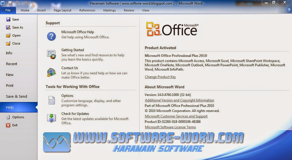 download software microsoft office 2010 32 bit
